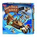 Don't Rock The Boat Spiel - Pinguin Gleichgewichts Spiel [UK Import]