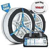 Fundas de nieve para ruedas, 38 M, ajuste universal para neumáticos 205/55 R15, 205/55 R16, 195/45 R17 y más, marca Trendy