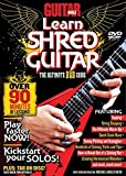 Learn Shred Guitar: The Ultimate DVD Guide - Best Reviews Guide