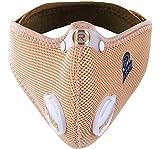Respro Ultralight Mask Sand - L (188g, 47.99GBP)