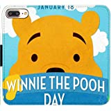 Generic Étui à rabat Iphone 7Plus (5.5inch), Pt de 20161120, Winnie the Pooh Leather Wallet DIY Cell Phone Case for iPhone 7Plus (5.5inch) [with free Mini Stylus Touch Pen for iPhone 7Plus (5.5inch)]