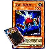 Yu Gi Oh : DP03-EN009 1st Edition Card Trooper Ultra Rare Card - ( Jaden Yuki 2 YuGiOh Single Card ) by Yu Gi Oh