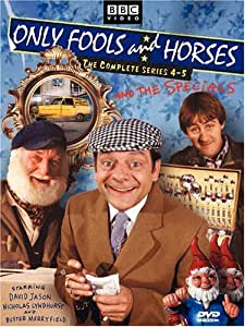 Only Fools and Horses - The Complete Series 4-5 and the Specials [1981] (REGION 1) (NTSC) [DVD] [US Import]