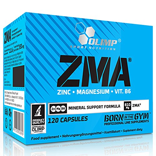 Olimp zma vitamine e minerali, 120 capsules