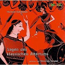 Sagen des klassischen Altertums. 2 CDs