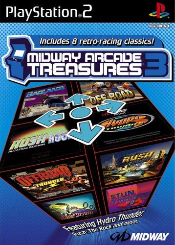 Midway's Arcade Treasures 3 (Treasures Arcade Midway 2)