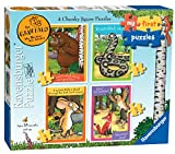 Ravensburger 7226 My First Puzzle The Gruffalo Jigsaw Puzzles - 2, 3, 4