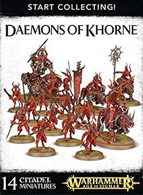 Start Collecting! Daemons of Khorne 70-97 - Warhammer 40,000