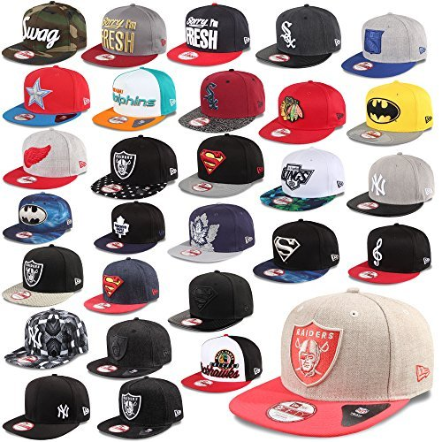 New Era Cap 9Fifty Snapback Cap Batman #M06 - M/L -