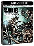 Men in Black - Trilogie [4K Ultra HD + Blu-ray + Copie Digitale UltraViolet - Édition limitée 20ème anniversaire - Boîtier SteelBook]