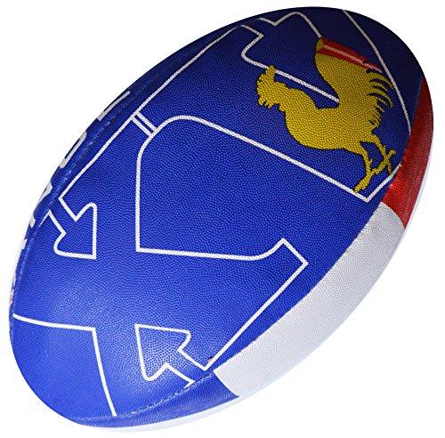 Balón de rugby chacun son Pays-- talla 5