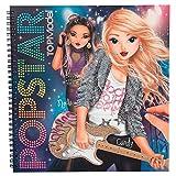 TOPModel 4324.001 Popstar Malbuch