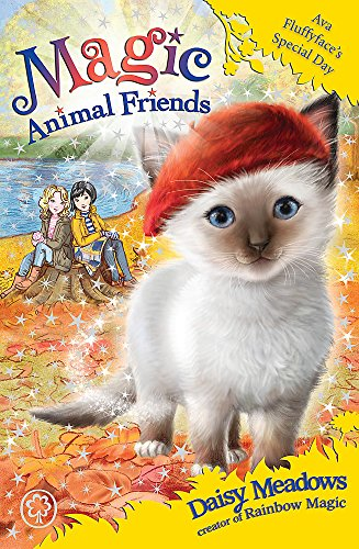 Ava Fluffyface's Special Day: Book 27 (Magic Animal Friends)