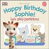 Sophie La Girafe Pop-up Peekaboo Happy Birthday Sophie!