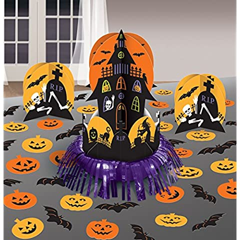Amscan International Decorating Table Kit Haunted House