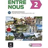 Entre nous 2 (A2): Livre de l'élève + cahier d'exercices + CD audio