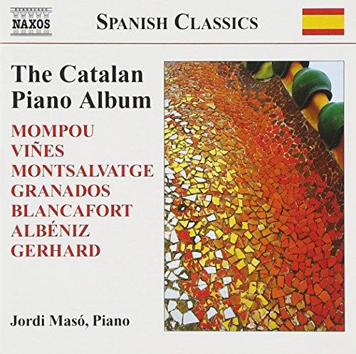Katalanisches Klavieralbum
