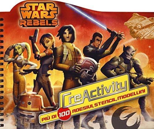 Star Wars rebels. Con adesivi. Ediz. illustrata