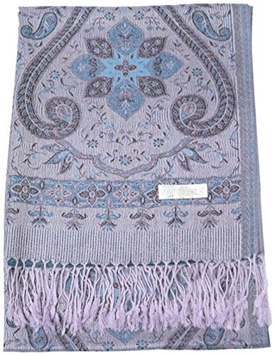 cj-apparel-lilac-kud-design-2-ply-reversible-shawl-pashmina-scarf-seconds-new