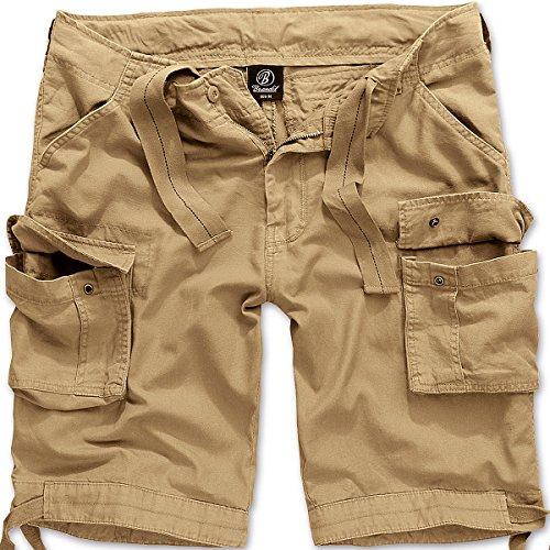 Brandit Herren Urban Legend Shorts, Beige (Beige 3), 70 (Herstellergröße: 6XL)