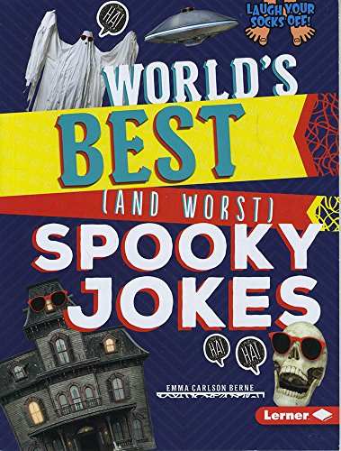 rst) Spooky Jokes (Laugh Your Socks Off!) ()