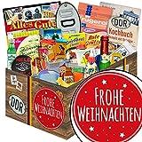 Frohe Weihnachten | DDR Geschenkset 24er Allerlei | Geschenkidee zu Weihnachten