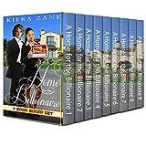 A Home for the Billionaire 9-Book Boxed Set Bundle (Her Billionaire Boyfriend Boxed Set Series (A Billionaire Book Club BWWM Interracial Romance) 1)