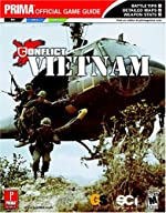 Conflict - Vietnam : Prima Official Game Guide de Matt Wales
