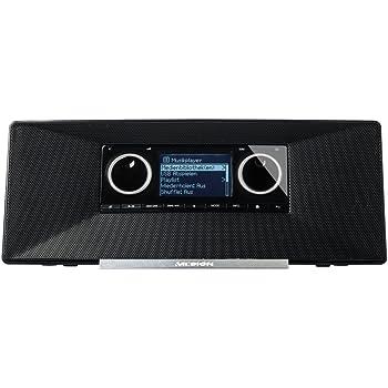 MEDION P85135 7,1 cm WLAN Internet-Radio, 2x6 W RMS: Amazon.de ...