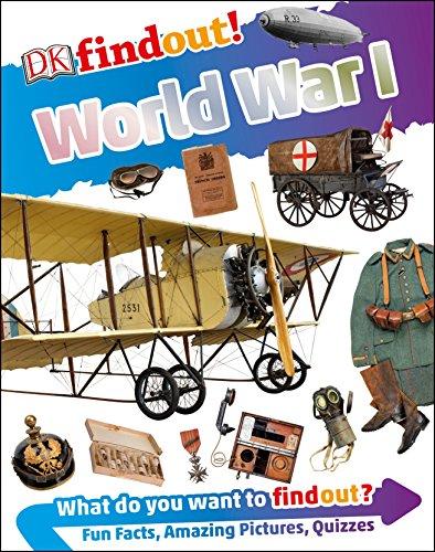 DK Findout! World War I por Brian Williams