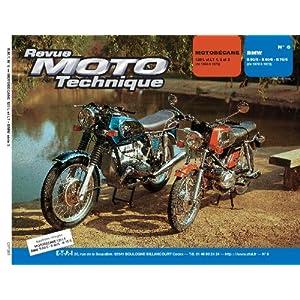 Rmt 06 motobecane 125 – bmw r 50/5-r 60/5-r 75/5