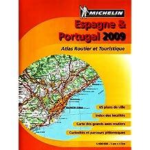Atlas Espagne-Portugal (Spirale) 2009