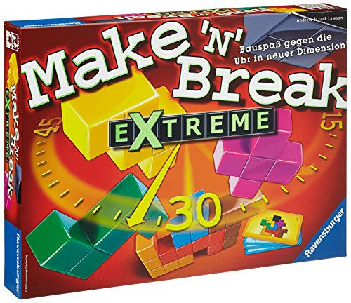 Ravensburger - Make 'n' Break Extreme