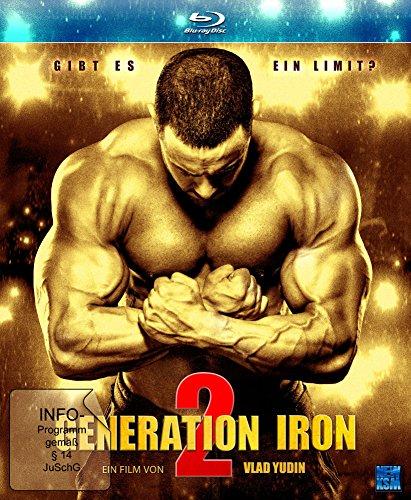 Generation Iron 2 [Blu-ray] [Limited Edition]