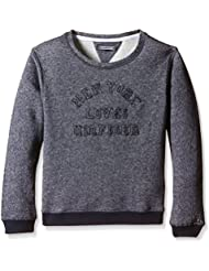 Tommy Hilfiger Aster - Sweat-shirt - Imprimé - Col rond - Manches longues - Fille