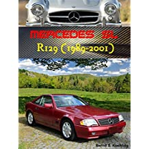 R129 SL with buyer's guide and VIN, data card explanation : From the 280SL to the SL73 AMG Mercedes-Benz (English Edition)