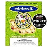 Miniscoff Organic Curly Wurly Pasta, 250 g (Frozen)