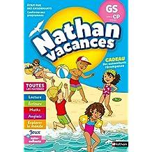 Cahier de Vacances 2018 de la Grande Section vers le CP - maternelle 5/6 ANS