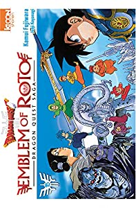 Dragon Quest - Emblem of Roto Edition simple Tome 15