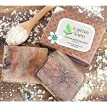Earthy Sapo Cocoa Oats Delight Bathing Soap