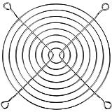 ARCTIC Fan Grill 120 mm - ventilatorafdekking van staal, ventilatorrooster luchtstroom doorlatend, verkrijgbaar in verschille