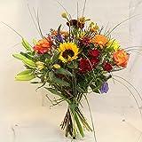 Blumenstrauß bunt, mit vielen Gemischten Blumen Size 50 Euro