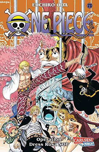 One Piece, Bd.73
