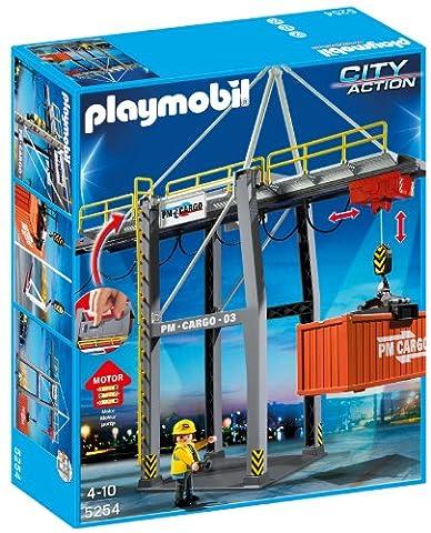 Playmobil - 5254 - Jeu de Construction - Portique Électrique