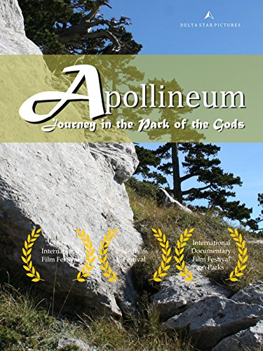 Apollineum. Journey in the Park of the Gods Cover