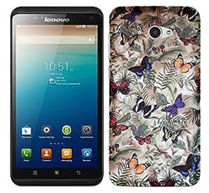 WOW Printed Designer Mobile Case Back Cover For Lenovo S930