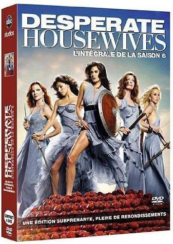 Desperate Housewives, saison 6 - Coffret 6 DVD