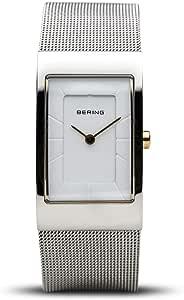 BERING Orologio Analogico Quarzo Donna con Cinturino in Acciaio Inox 10222-010-S