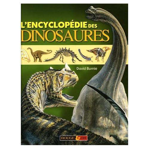 L'Encyclopédie des dinosaures