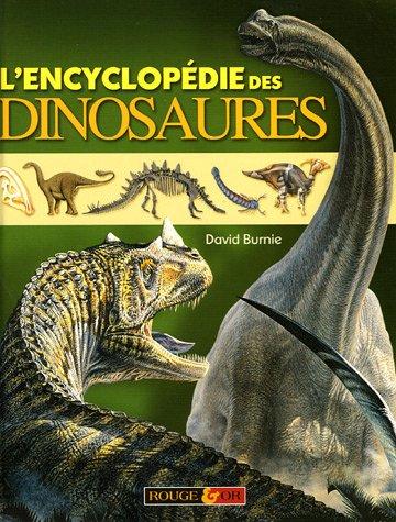 L'Encyclopédie des dinosaures par David Burnie